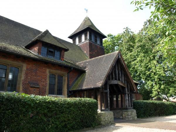 Barn Church