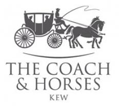 The Coach + Horses Hotel logo