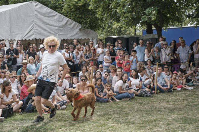 Kew Fete Dog Show