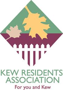 Logo Kew Residents Association