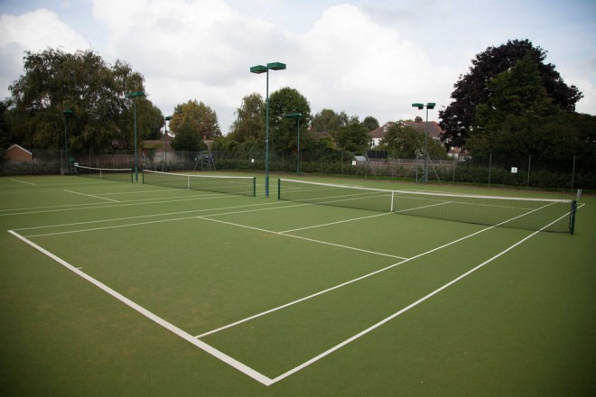 Penford Tennis Courts