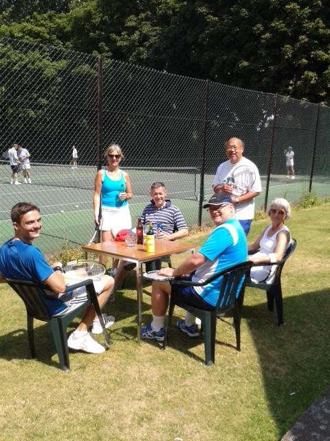 Priory Park Tennis