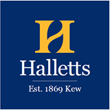 W. Hallett + Co. logo