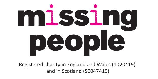 Logo Missing People