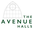 Logo The Avenue Halls