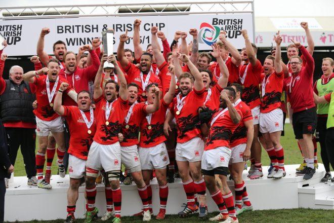 London Welsh Team