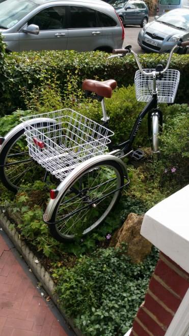 Stolen Trike