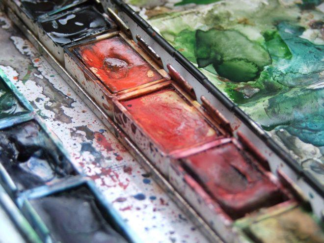 Kew Studio Watercolours 2