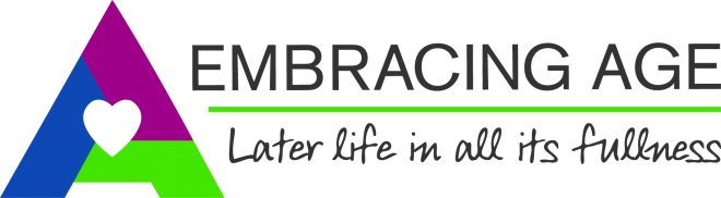 Logo Embracing Age