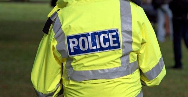 Police Jacket