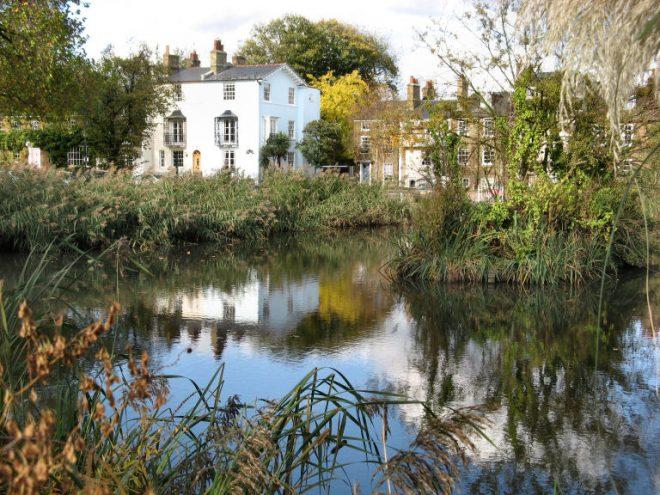 Pond Filling