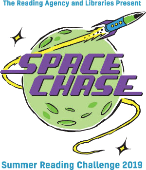 space_chase_summer_reading_logo
