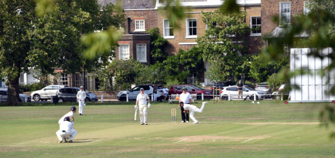 Cricket on The Green