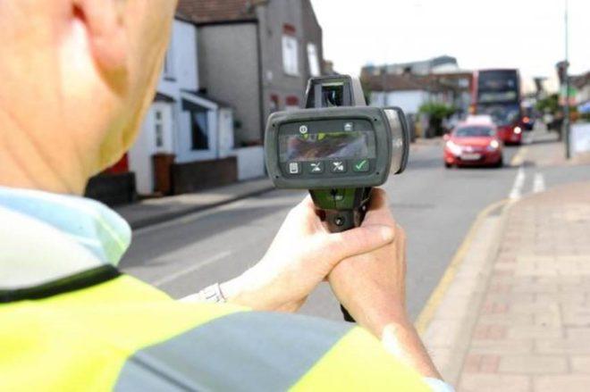 Community Roadwatch Speed Gun