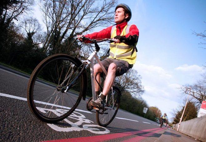 Cycle Lane 200529